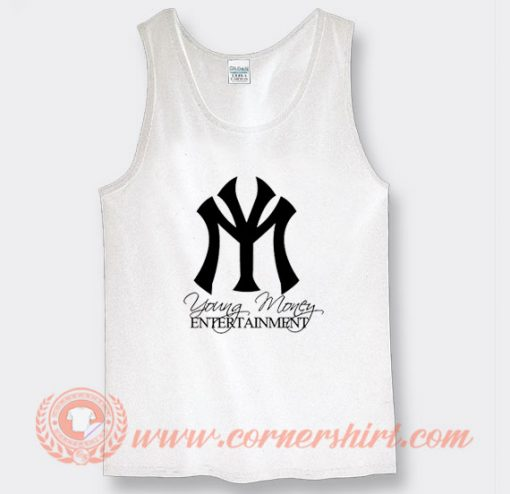Lil Wayne Young Money Entertainment Tank Top On Sale