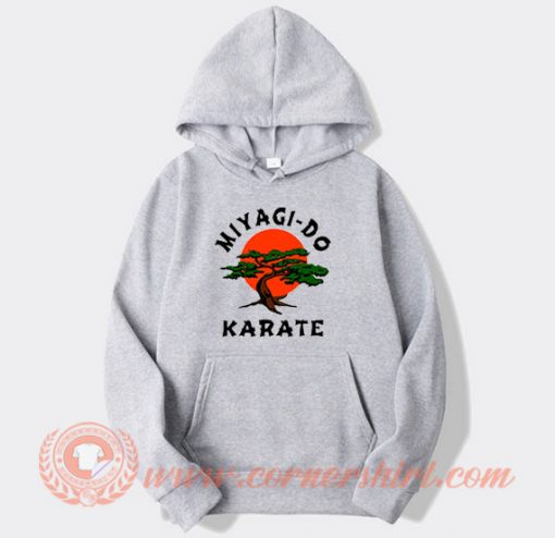 Miyagi Do Karate Kid Hoodie