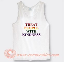 Treat People With Kindness Louis Tomlinson Tank Top On Sale