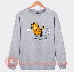 Vintage Garfield 1978 Jim Davis Sweatshirt On Sale