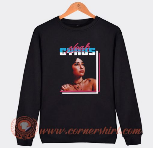 Vintage Noah Cyrus Sweatshirt On Sale