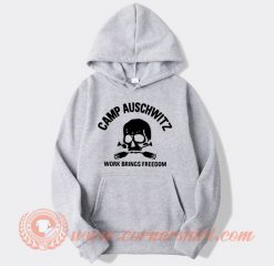 Camp Auschwitz Hoodie On Sale