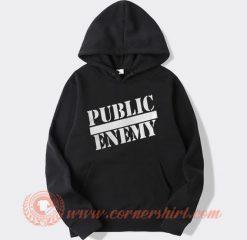 Public Enemy Miley Cyrus Hoodie