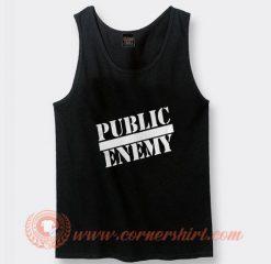 Public Enemy Miley Cyrus Tank Top