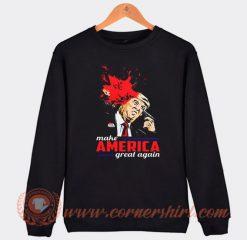 Whoopi Goldberg Trump Make America Great Again Sweatshirt