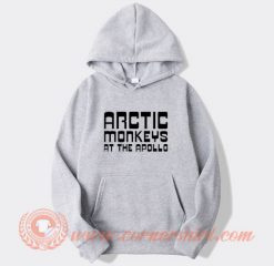 Arctic Monkeys At The Apollo Hoodie