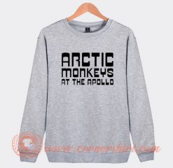Arctic Monkeys At The Apollo Sweatshirt