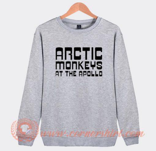 Arctic Monkeys At The Apollo Sweatshirt