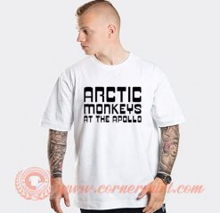 Arctic Monkeys At The Apollo T-shirt