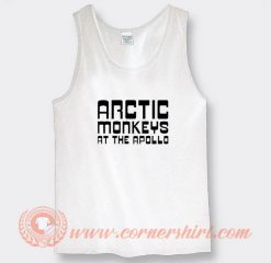 Arctic Monkeys At The Apollo Tank Top