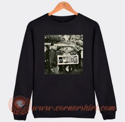 Arctic Monkeys Beneath The Broadwalk Sweatshirt
