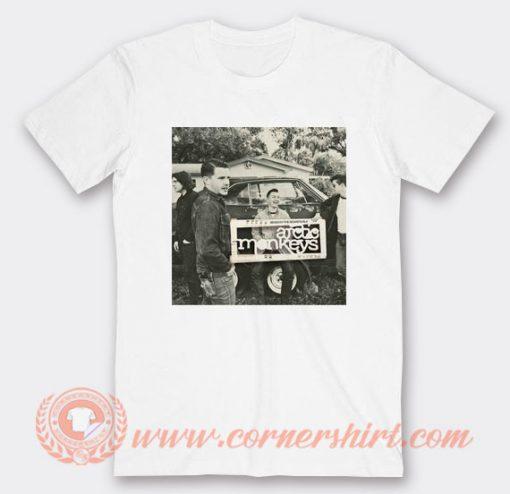 Arctic Monkeys Beneath The Broadwalk T-shirt