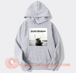 Arctic Monkeys Bigger Boys And Stolen Sweethearts Hoodie
