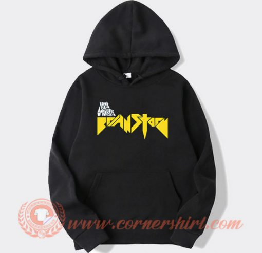 Arctic Monkeys Brainstorm Hoodie On Sale
