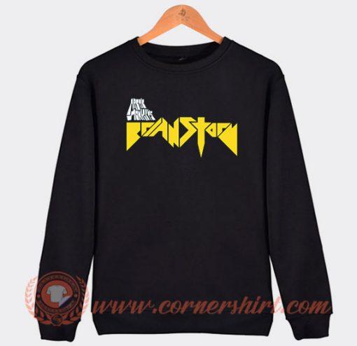 Arctic Monkeys Brainstorm Sweatshirt On Sale