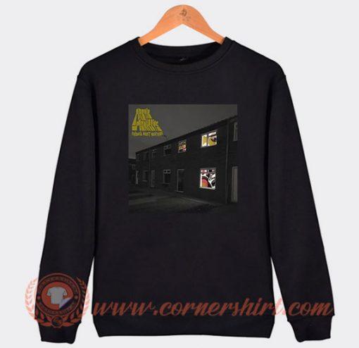 Arctic Monkeys Favourite Worst Nightmare Sweatshirt