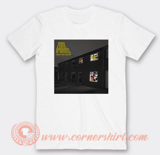 Arctic Monkeys Favourite Worst Nightmare T-shirt