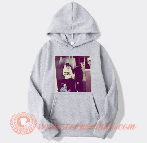 Arctic Monkeys Humbug Hoodie On Sale