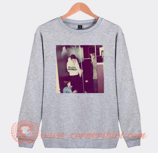Arctic Monkeys Humbug Sweatshirt On Sale