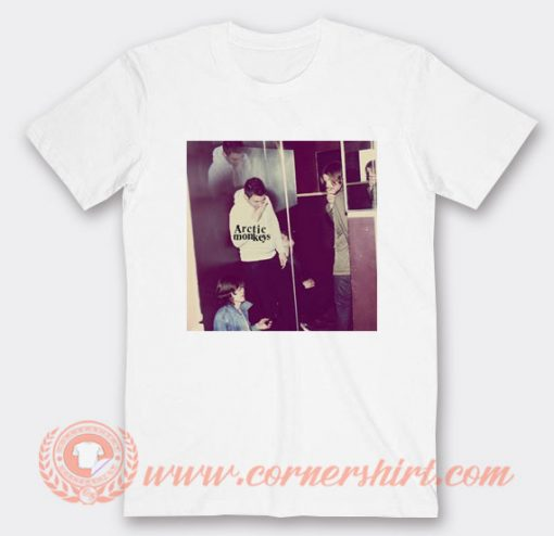 Arctic Monkeys Humbug T-shirt On Sale