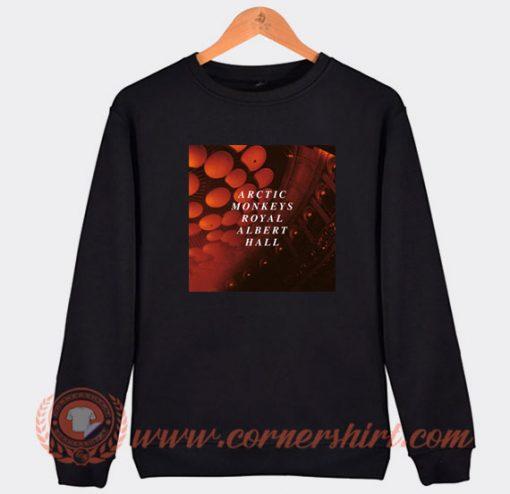 Arctic Monkeys Live at The Royal Albert Hall Sweatshirt