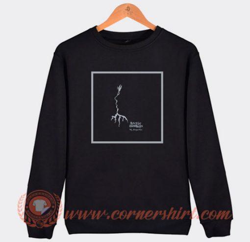 Arctic Monkeys My Propeller Sweatshirt On Sale
