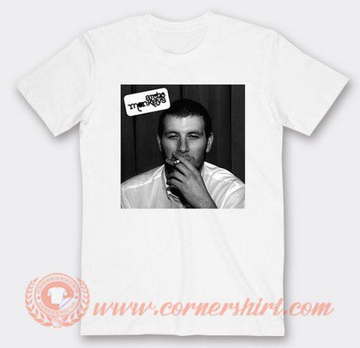 Arctic Monkeys Whatever People Say I am T-shirt