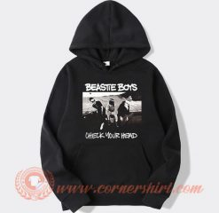 Beastie Boys Check Your Head Hoodie