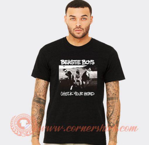 Beastie Boys Check Your Head T-shirt On Sale