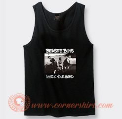 Beastie Boys Check Your Head Tank Top