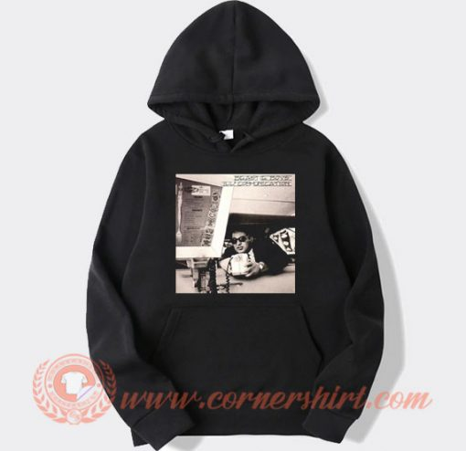 Beastie Boys Ill Communication Hoodie