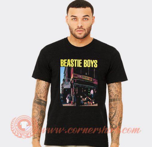 Beastie Boys Paul's Boutique T-shirt On Sale