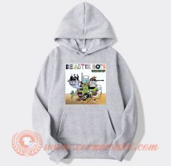 Beastie Boys The Mix Up Hoodie