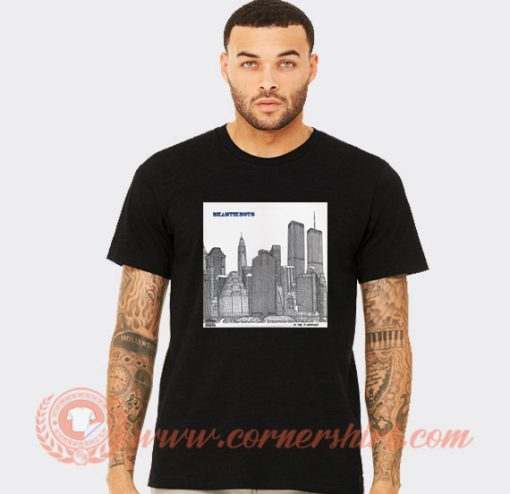 Beastie Boys To The 5 Boroughs T-shirt