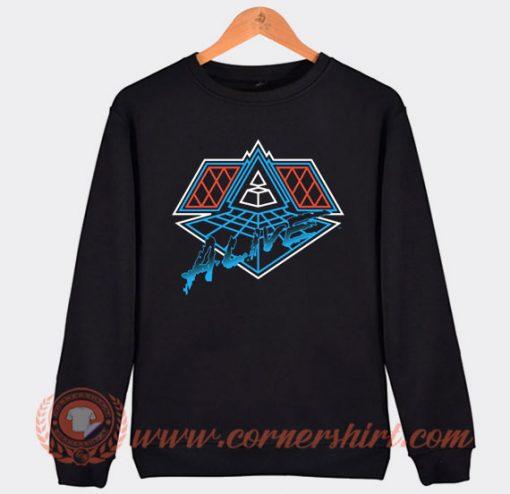 Daft Punk Alive 2007 Sweatshirt