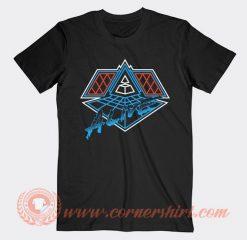 Daft Punk Alive 2007 T-shirt On Sale