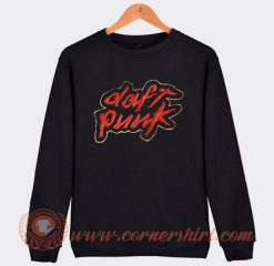 Daft Punk Homework Sweatshirt