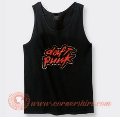 Daft Punk Homework Tank Top