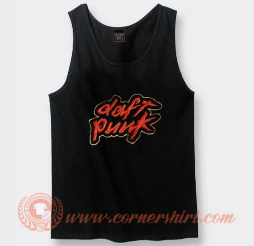 Daft Punk Homework Tank Top