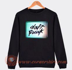Daft Punk Human After All Sweatshirt