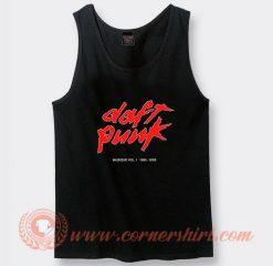 Daft Punk Musique Vol 1 1993 Tank Top