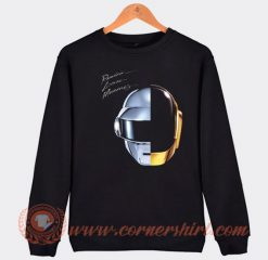 Daft Punk Random Access Memories Sweatshirt