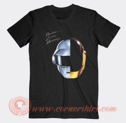 Daft Punk Random Access Memories T-shirt On Sale