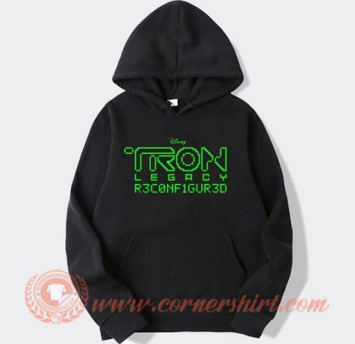 Daft Punk Tron Legacy Reconfigured Hoodie