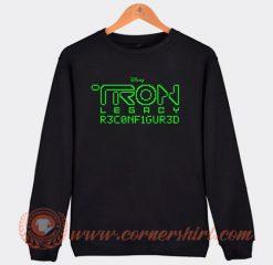 Daft Punk Tron Legacy Reconfigured Sweatshirt