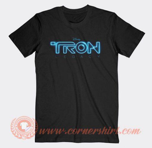 Daft Punk Tron Legacy T-shirt On Sale