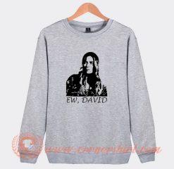 Alexis Ew David Sweatshirt On Sale