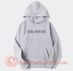 Little White Lies White Lie Party Hoodie On Sale