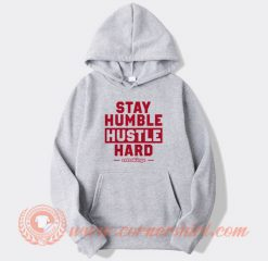 Stay Humble Hustle Hard Michael Jordan Hoodie
