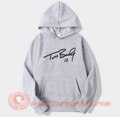 TB12 Tom Brady Signature Hoodie On Sale
